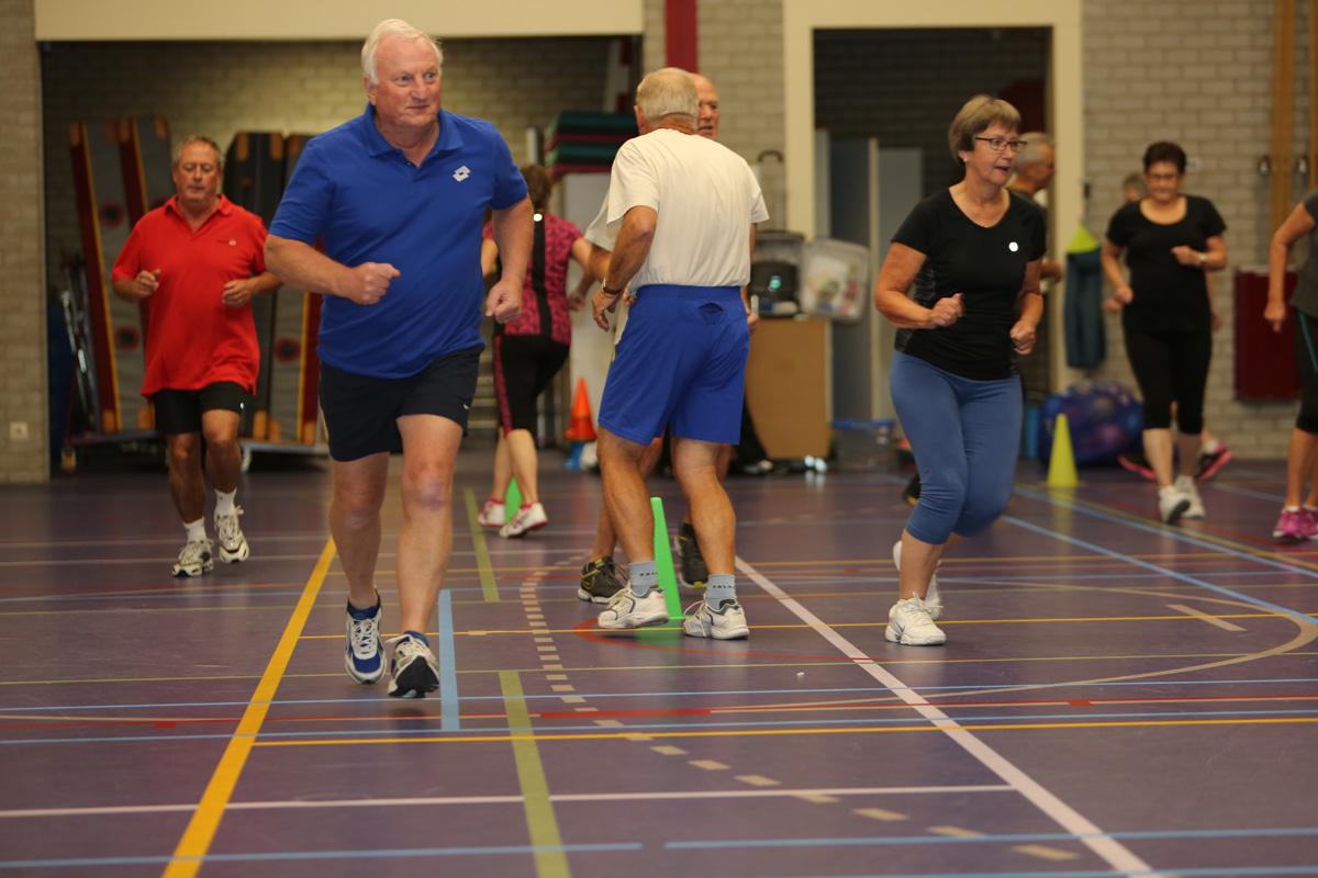 fitness oefeningen ouderen